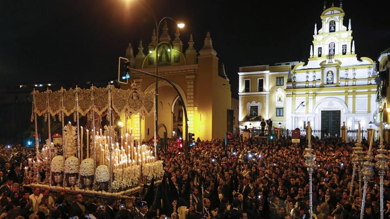 Foto Madrugá Sevilla