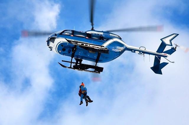 Rescates helicoptero
